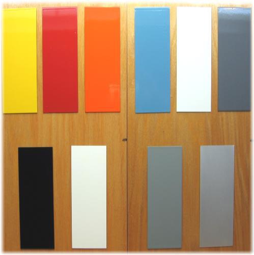 Choosing between colours