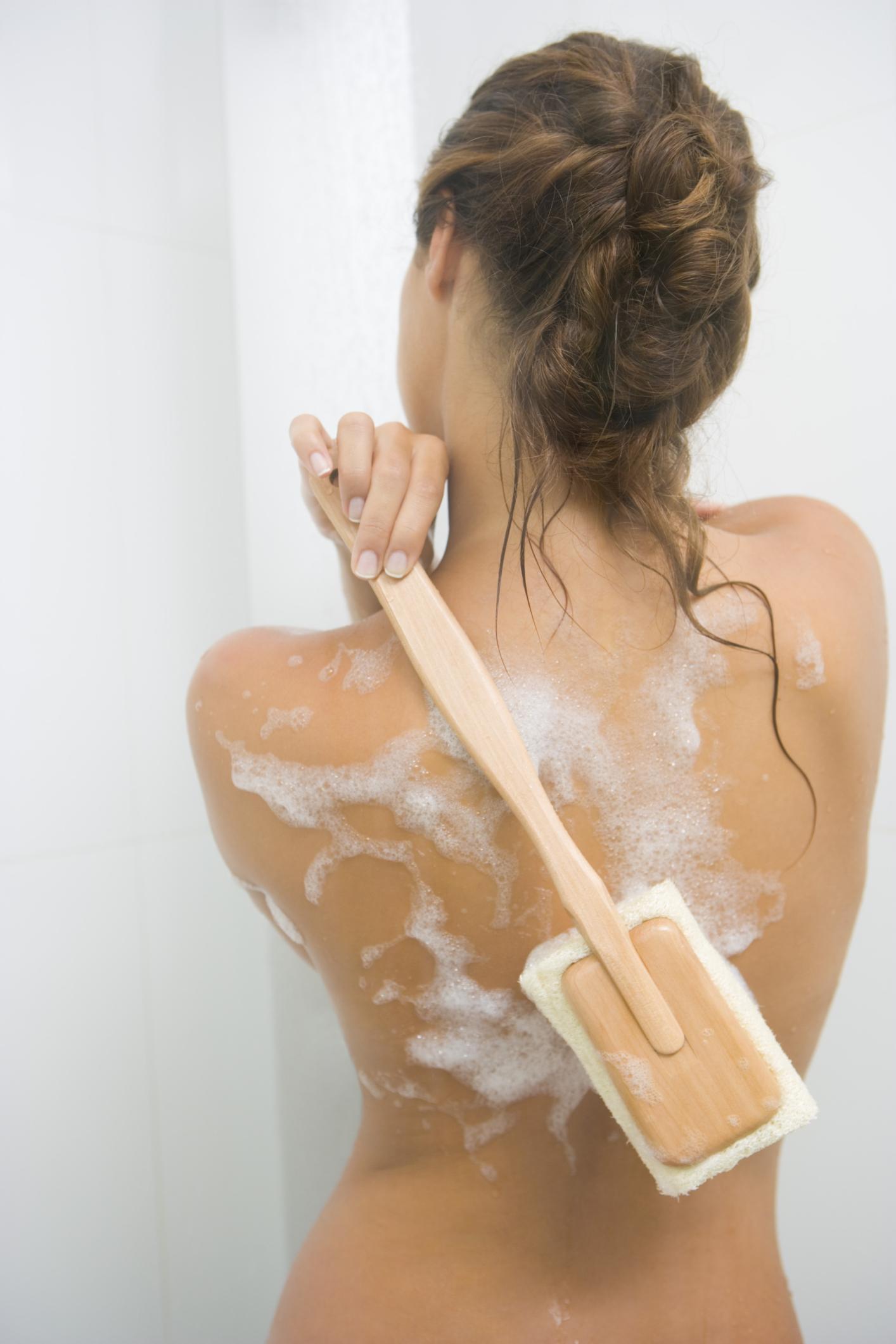 Using Body Brush