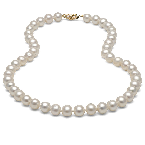how to choose a good pearl necklace