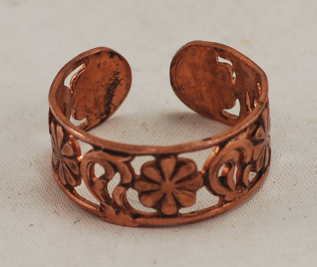 Clean Copper Jewellery at Home