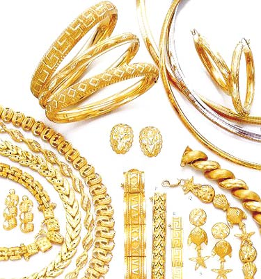 Clean Gold Jewelry at Home