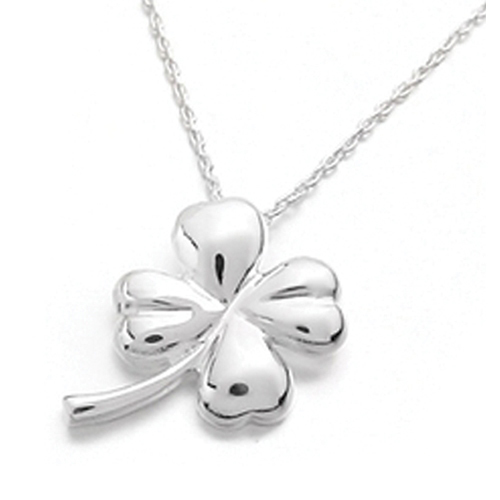 Clean a Silver Tiffany Necklace