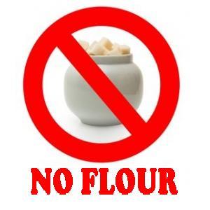 Skip flour as an ingredient