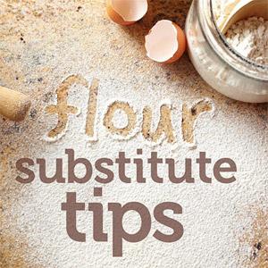 Substitute flour