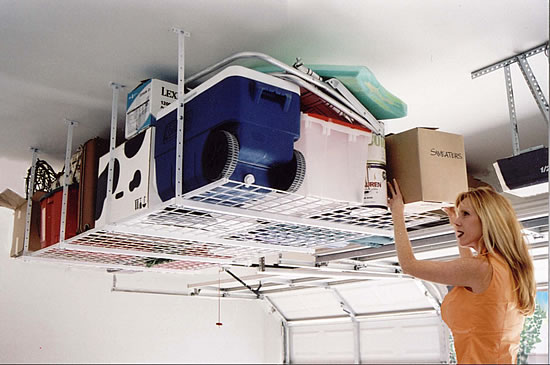 Tips about How to Create an Overhead Storage System