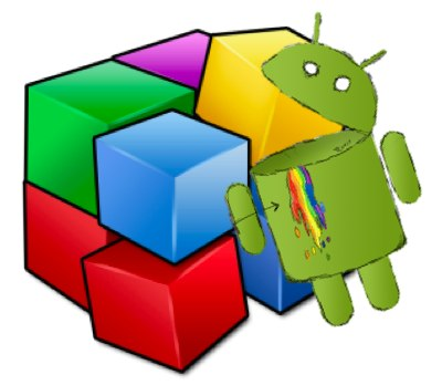 Defragment an Android