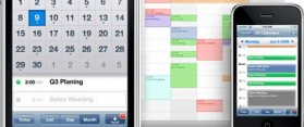 Delete Calendar on an iPhone