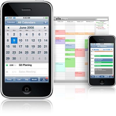 Delete Calendar on an iPhone
