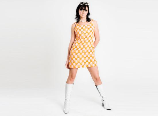 1960s Dressing