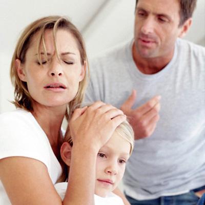 explaining your divorce to children