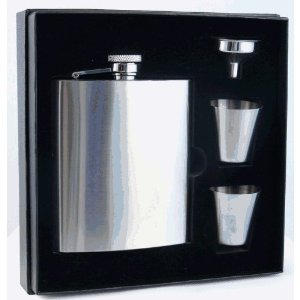 Tips to Fill a Liquor Flask