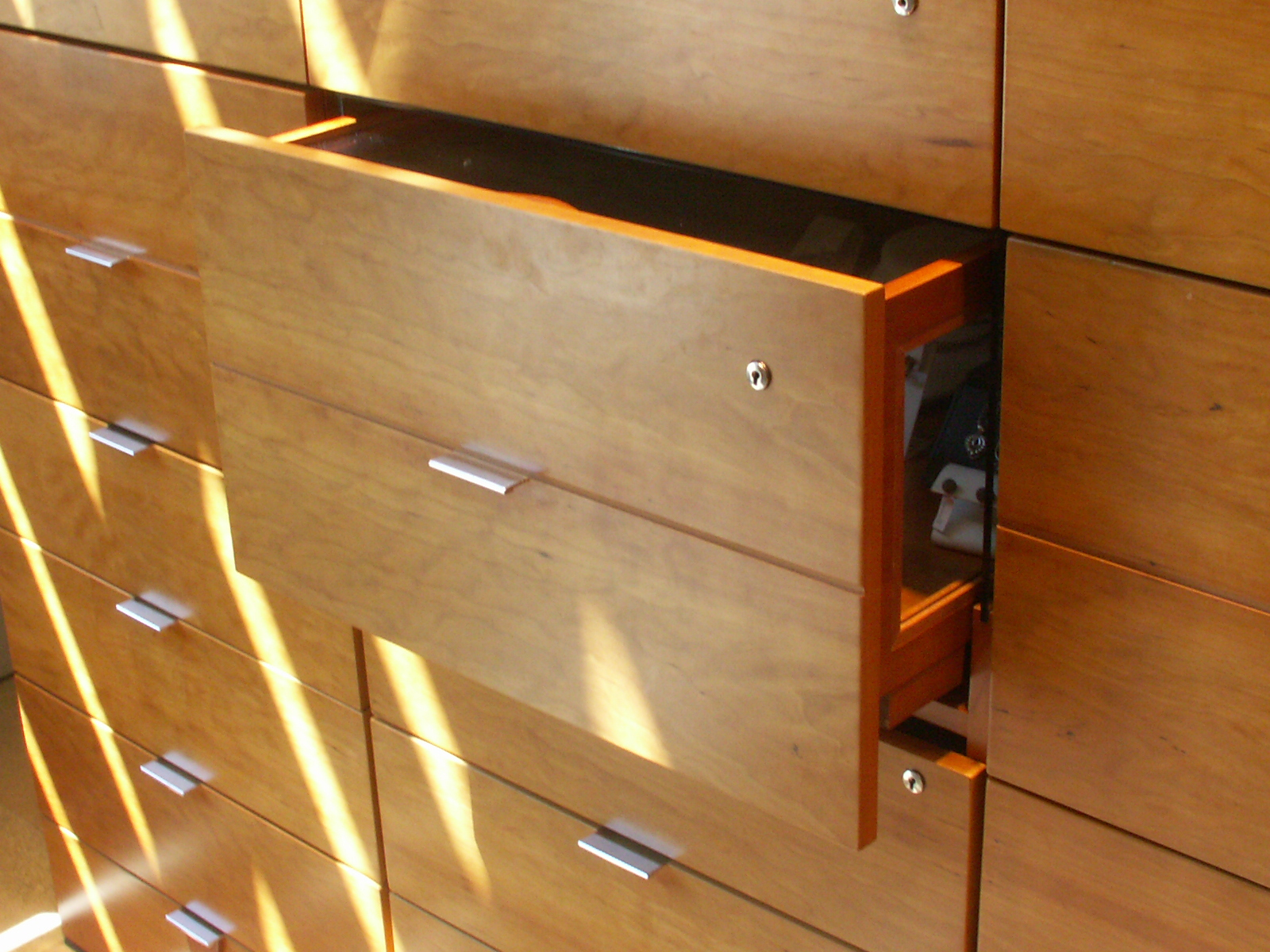 Fixing Sticky Drawers on Furniture