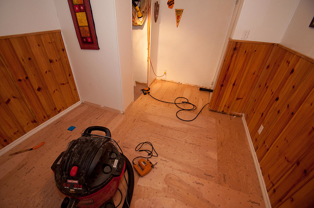 How to Fix Subfloor Problems