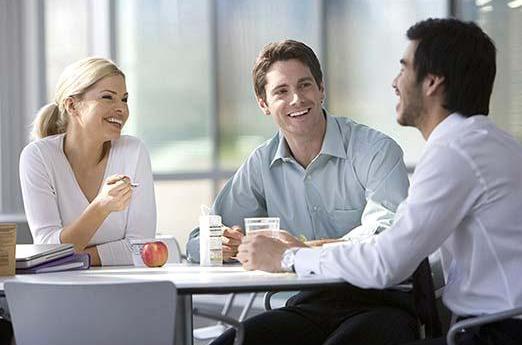 Handling personal relationship at work