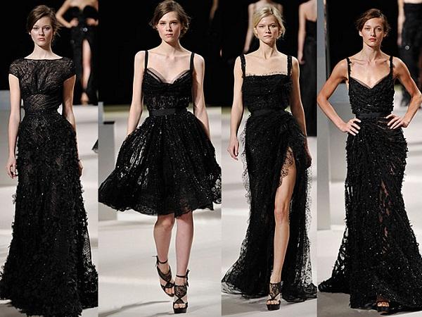 black a classy colour