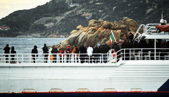 Vessel Remains Stricken on First Anniversary of Costa Concordia Disaster