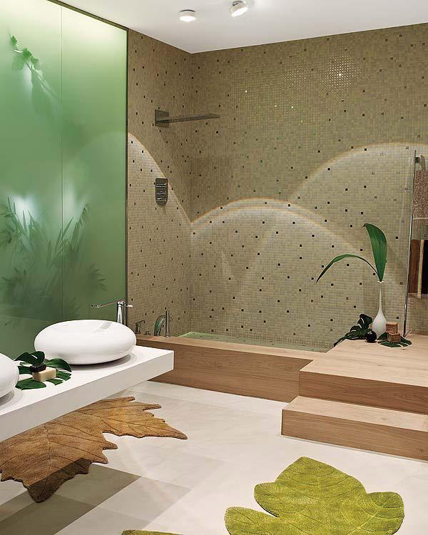 Nature Inspired Bath