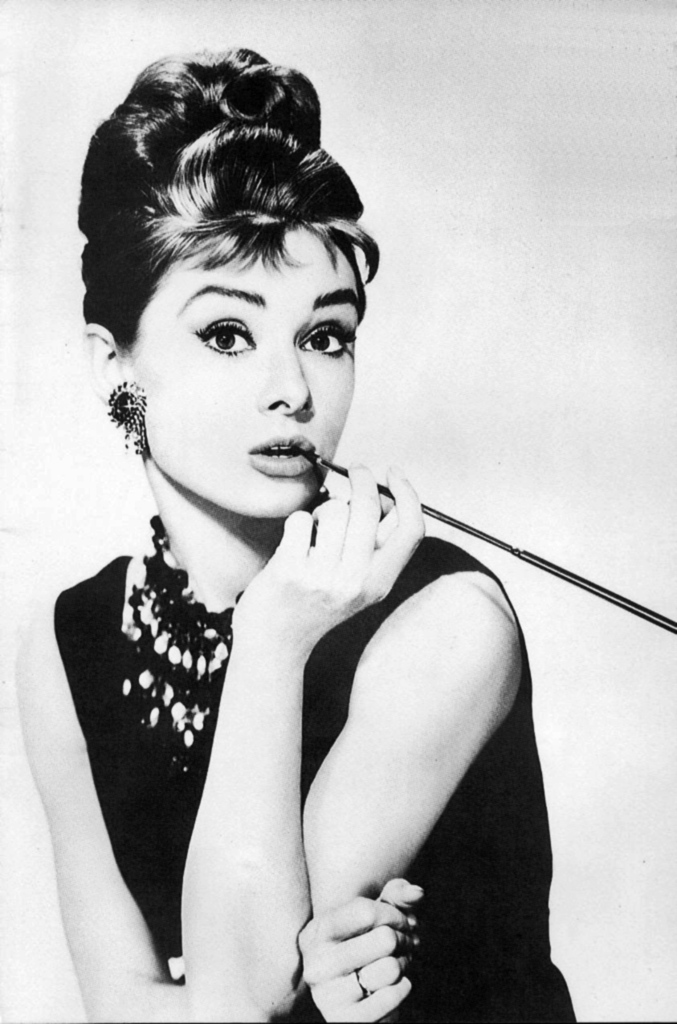 Audrey Hepburn Influenced Style