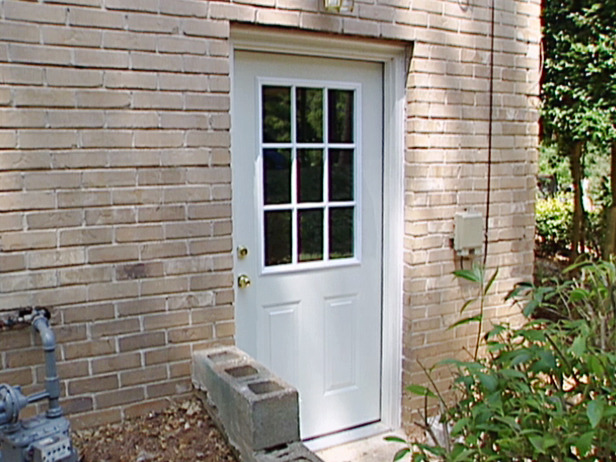 How To Install Exterior Prehung Doors