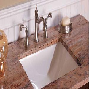 How to Install Stone Vanity Countertop