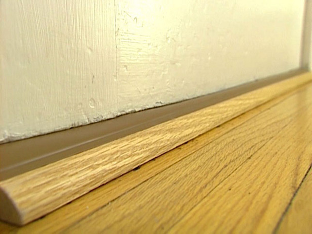 How to install a door threshold with vinyl bulb for How to install a threshold for an exterior door