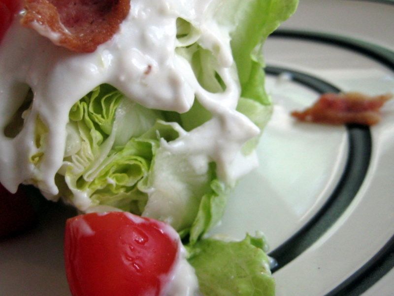 How to Make Blue Cheese Salad Dressing