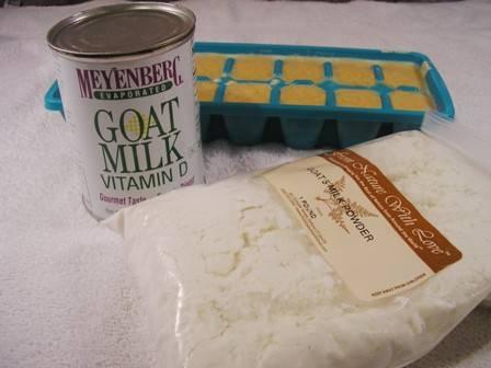 Make Cream from Goat's Milk