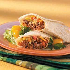 Tips to Make Santa Fe Grilled Chicken Salad Wraps