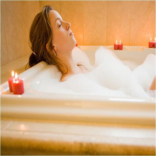 Skin Softening Bubble Bath