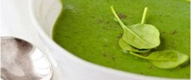 Simple Spinach Soup