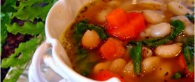 Tuscan Bean Soup Recipe