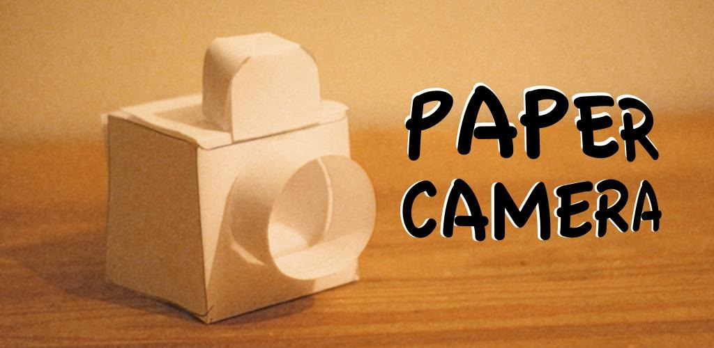 3d Camera Out of Paper