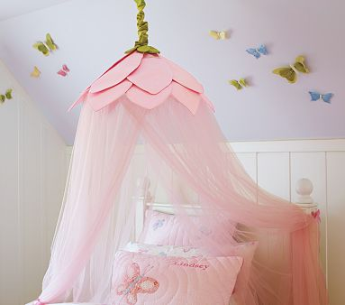 Hula Hoop Canopy