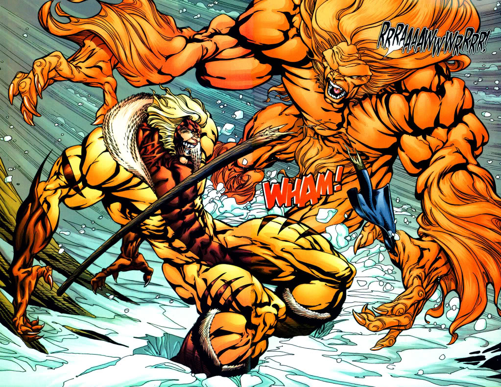 Sabretooth Costume, great thing to wear