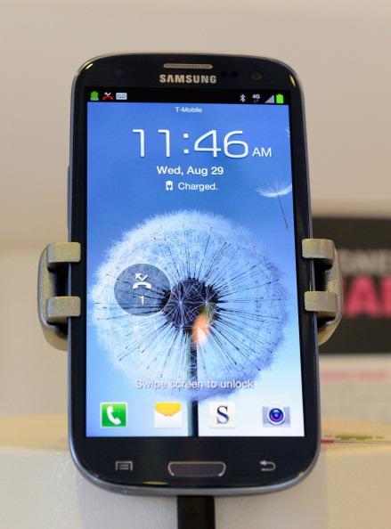 Docking Samsung Galaxy S III