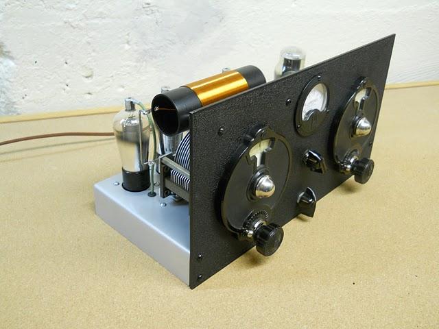 A radio transmitter