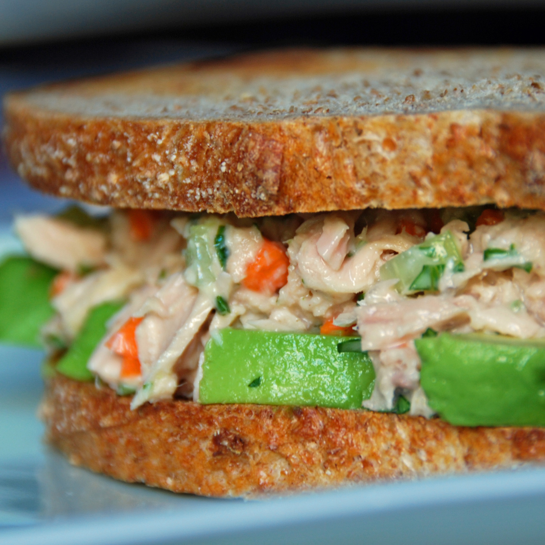 simple tuna fish sandwich recipe dishmaps