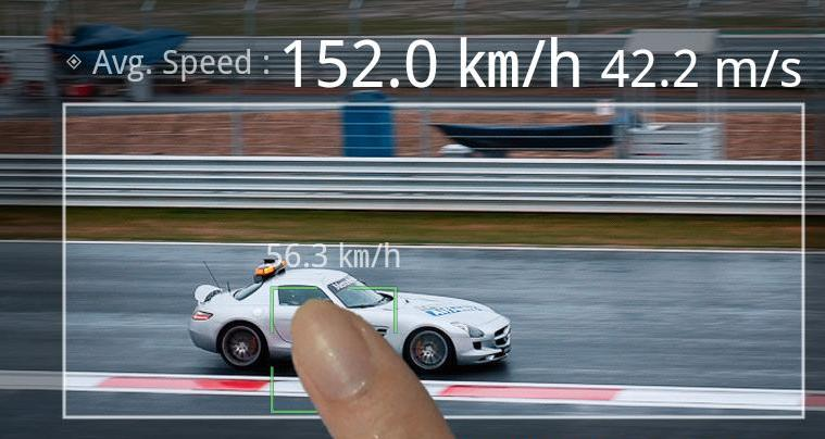 How to Measure the Speed of a Moving Object With Android
