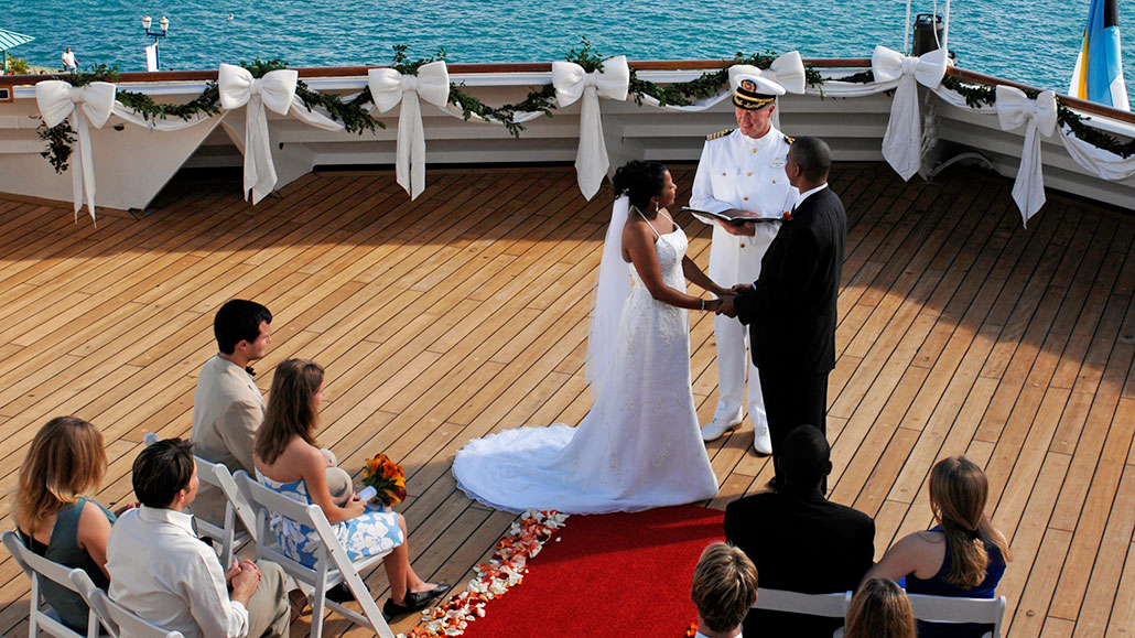 How To Plan A Cruise Ship Wedding