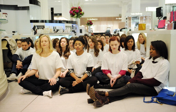 Selfridges Launches No Noise
