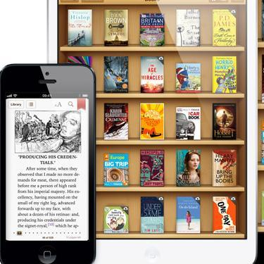 Books for Free on an iPhone
