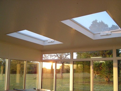 Reduce Heat From Skylights
