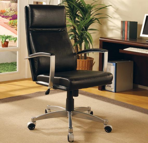 Chair with Swivel Casters