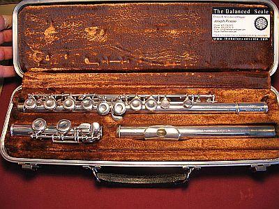 Used Flute
