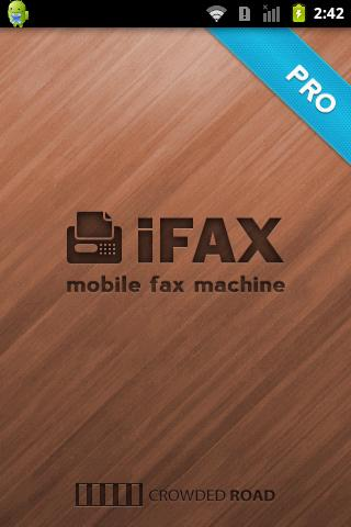 Fax on Android mobile