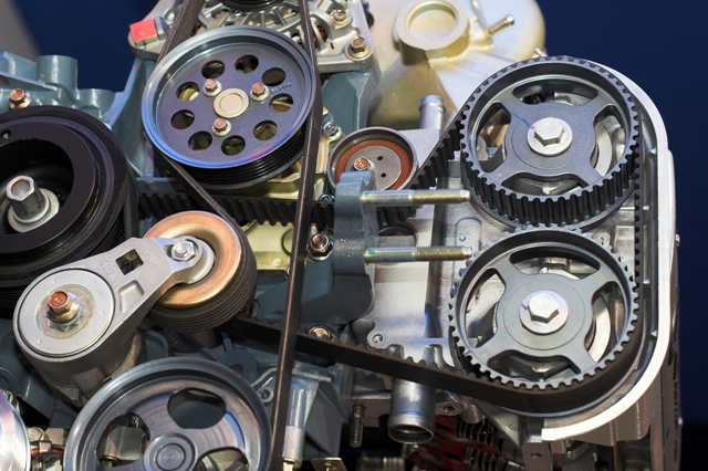engine vibration sound