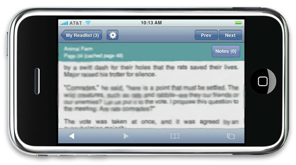 Read Documents on an iPhone