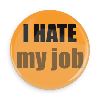 Surviving a Job You Hate