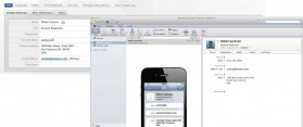 Syncing Contacts from Entourage to an iPhone