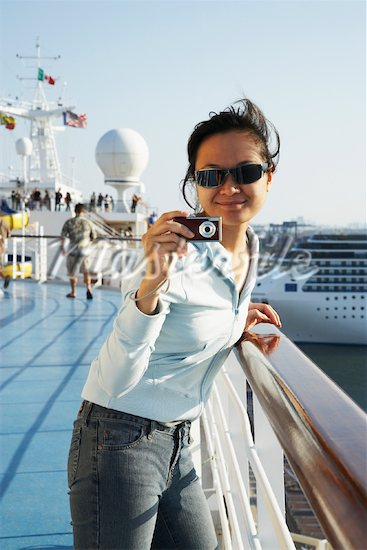 Taking Pictures on a Cruise